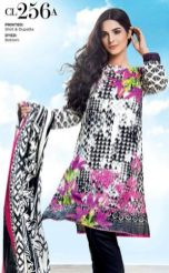Gul Ahmed 3 Piece Summer Casual Lawn Vol-2 2017 4