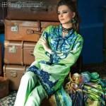 Gul Ahmed Silk Lawn Shalwar Kameez Dresses 2017 2
