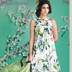 Gul Ahmed Summer Bamboo Silk Collection 2017 3