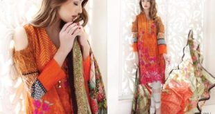 Haute Summer Premium Lawn Collection by Al Zohaib 2017