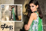 Sapphire Summer Lawn Vol-1 Modern Collection 2017