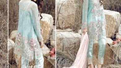Serene Premium Embroidered Formal Lawn Dresses 2017