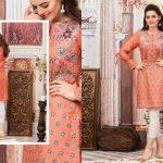 Veena Durrani Summer Tunics Collection 2017 2