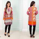 Vintage Pret Kurtis Designs By Lala Textiles 2017 3