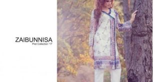Zaibunnisa Summer Pret Formal Collection 2017