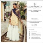 Zara Shahjahan Summer Lawn Dresses Collection 2017