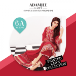 Adam Jee Casual Printed Lawn Shalwar Kameez Collection 2017