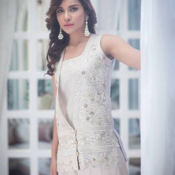 Agha Noor Luxury Summer Festive Collection 2017 8