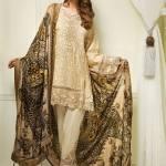 Anaya Eid Luxury Lawn Modern Dresses Collection 2017 7