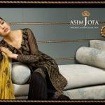 Asim Jofa Mysorie Chiffon Eid Dresses Luxury Collection 2017 5