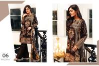 Baroque Festive Season Lawn Embroidered Collection 2017
