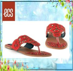 ECS Summer Casual Eid Shoes For Woman 2017 5
