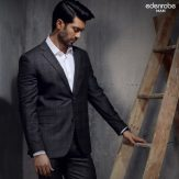 Edenrobe Summer Full Suits For Men Eid Collection 2017 2