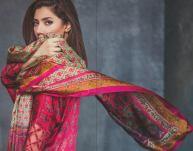 Eid Festive Wear Luxury Collection By AlKaram 2017