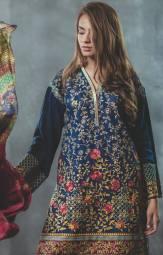 Eid Festive Wear Luxury Collection By AlKaram 2017 6