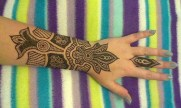 Eid Ul Fitr Mehndi Designs For This Summer Season 2017 9