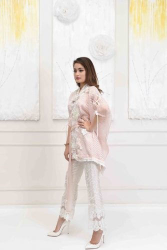 Farah Talib Aziz Eid Modern Collection For Woman 2017 6
