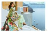 Honey Waqar Modern Lawn Summer Dresses 2017 5