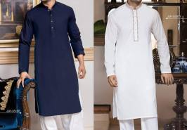 Junaid Jamshed Eid Kurta Shalwar Trendy Collection 2017 3
