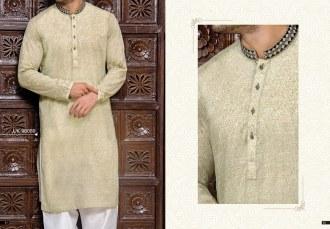 Junaid Jamshed Eid Kurta Shalwar Trendy Collection 2017 9
