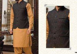 Junaid Jamshed Eid Waistcoat Collection 2017 6