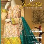 Junaid Jamshed Jashne Eid Summer Collection 2017