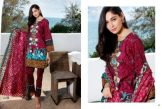 Mahnoor Embroidered Eid Casual Lawn AlZohaib 2017 2