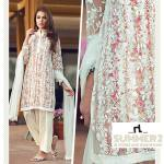 Nishat Linen Luxury Formal Wear Eid Collection 2017 4