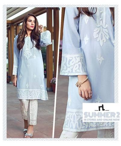 Nishat Linen Luxury Formal Wear Eid Collection 2017 5