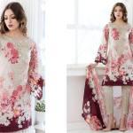 Nourhan Eid Shalwar Kameez By Gohar Textiles 2017