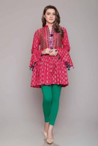 Rang Ja Eid Festive Season Dresses Colorful Collection 2017 3