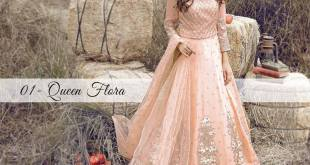 Serene Royal Chiffon Eid Dresses Summer Collection 2017