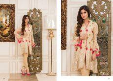 Veena Durrani Modern Summer Tunics Collection 2017 Vol-5 7