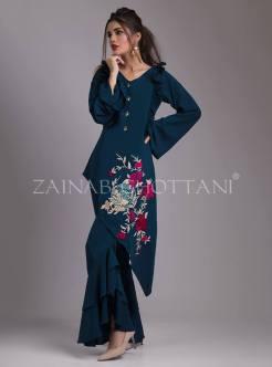 Zainab Chottani Eid Collection 2017 Modern & Traditional Dresses 13