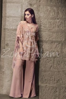 Zohra Alam Eid Formal Dresses In Modern Styles 2017 6