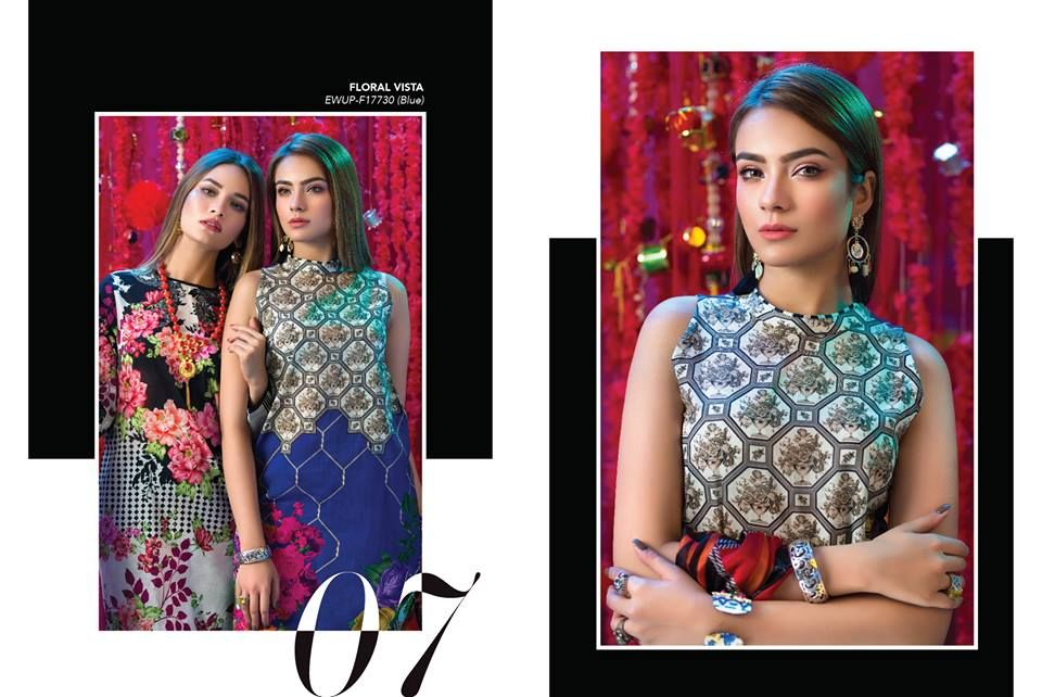 Ethnic Eid Collection For Young Girls By Outfitters 2017
