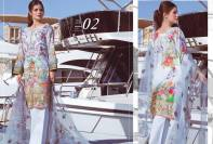 Kalyan Digital Eid Lawn By ZS Textiles 2017 With Price