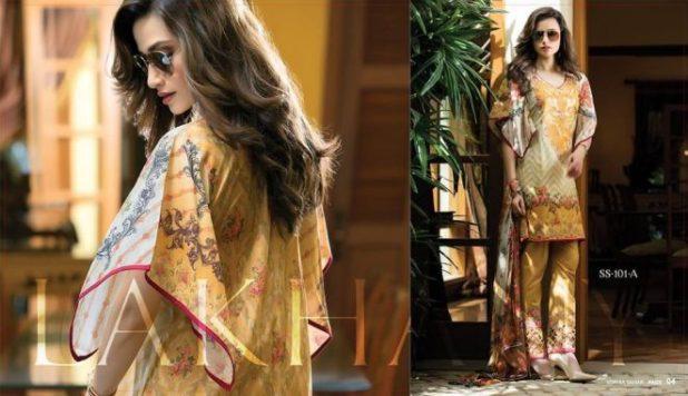 Sophia Sahar Eid Collection By LSM Fabrics 2017