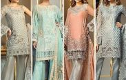 Anaya Chiffon Eid Collection Festive Season Dresses 2017