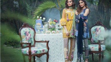Tabassum Mughal Luxury Eid Collection Al Zohaib 2017