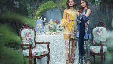 Tabassum Mughal Luxury Eid Collection Al Zohaib 2017