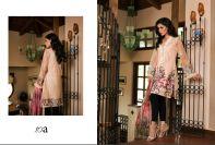 Luxury Embroidered Winter Tunics Veena Durrani Collection 2018
