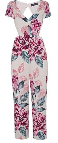 Floral Jumpsuit £55