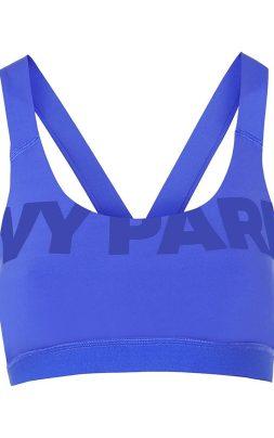 Logo V back bra, £20