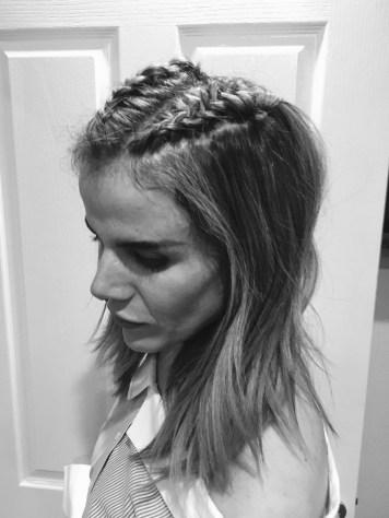 The wax bar braids 4