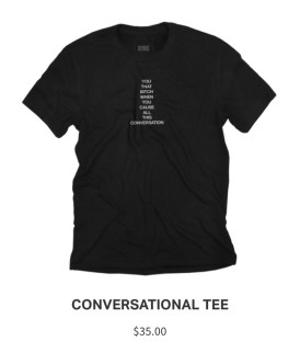 Lemonade Anniversary Merch Black Tee