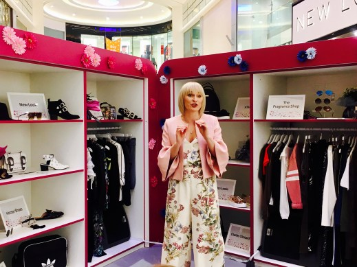 INTU Eldon Square Walk in Wardrobe Stylissimo