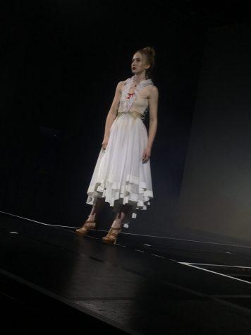 NHSG Fashion Show Megan Fletcher 1