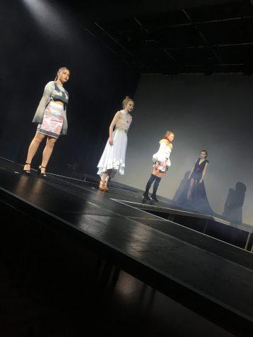 NHSG Fashion Show Megan Fletcher 2