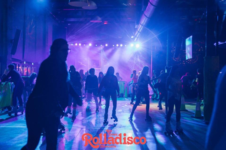Rolladisco NCL Fashion Voyeur 7